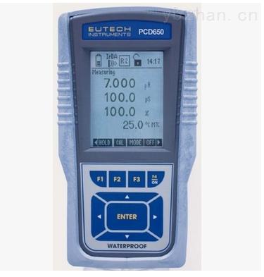 优特Eutech便携式多参数水质分析仪