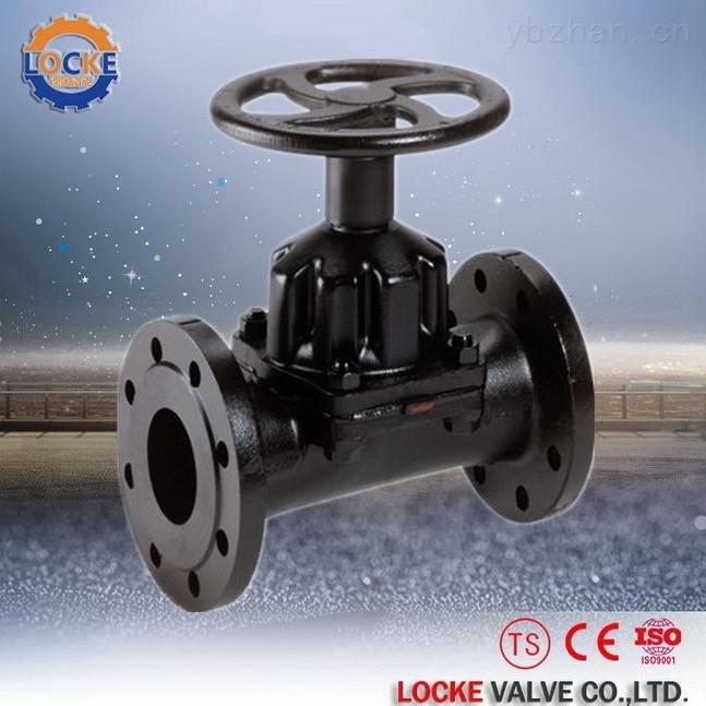 LOCKE160-進口直通式隔膜閥耐腐蝕耐磨損德國洛克
