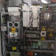 当天修好西门子6SE70变频器开机报008无法复位
