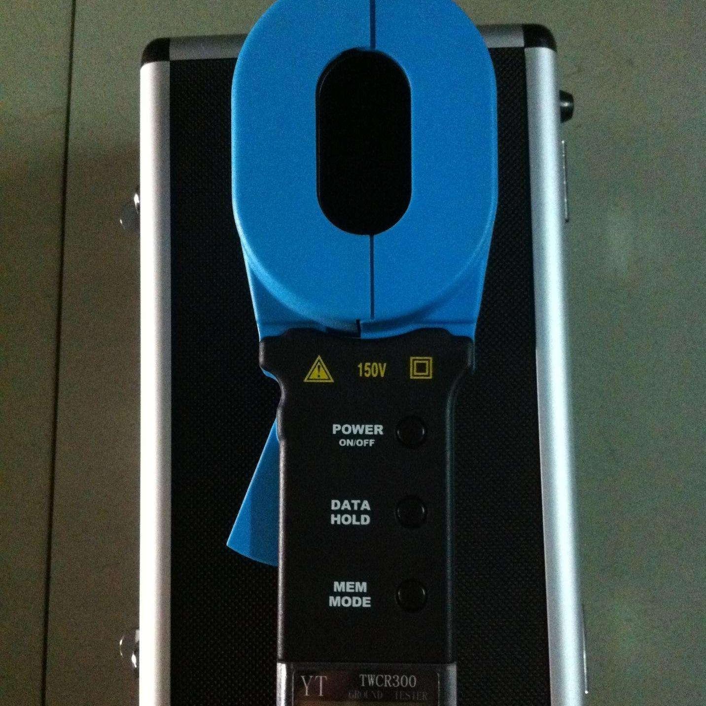 TY-QXDY三相数字式钳形接地电阻测试仪