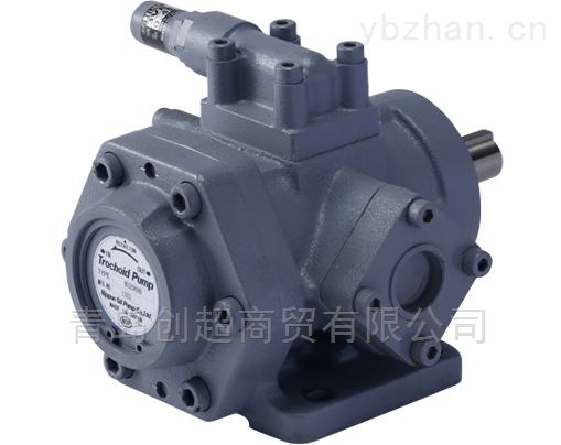 高粘度油用油泵大流量齿轮泵NOP润滑泵TOP-GPL-150IVB