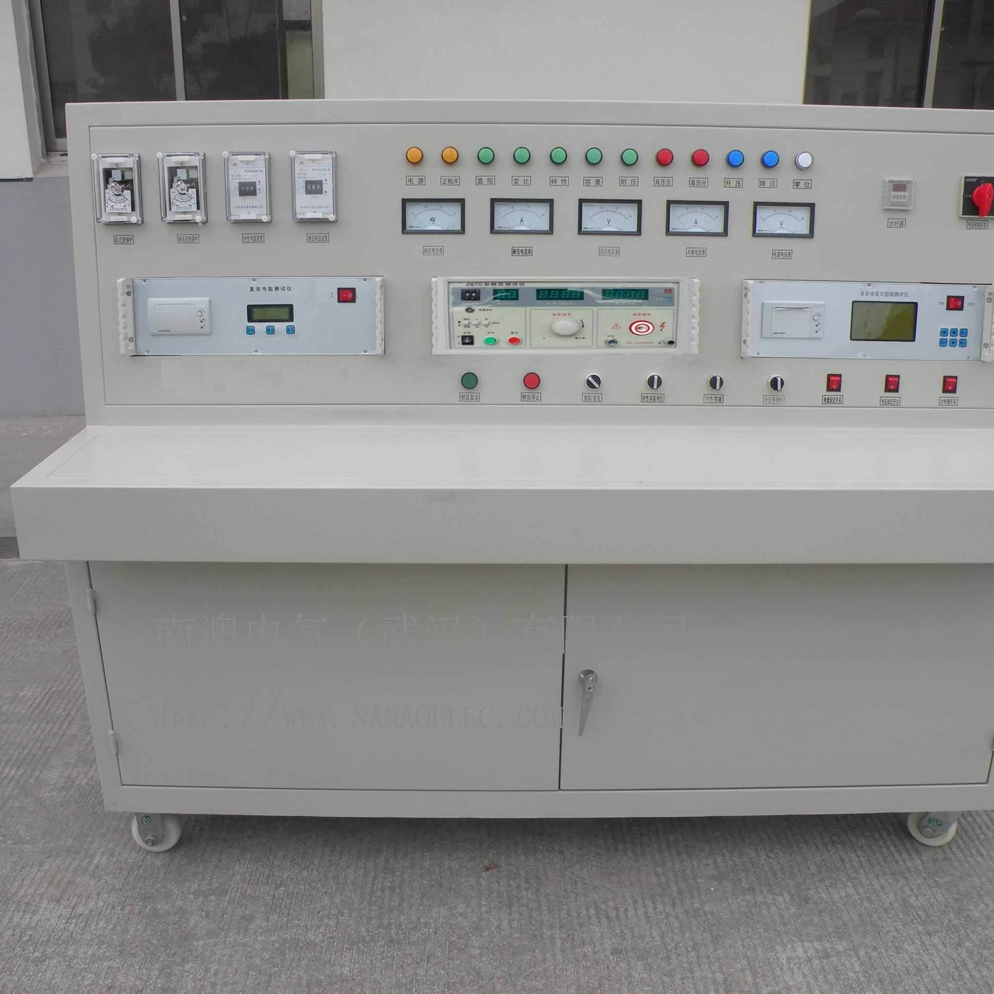 变压器性能综合测试台厂家规格