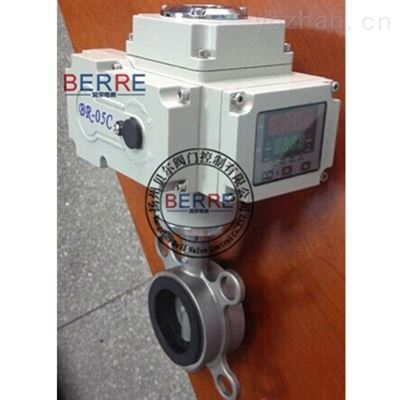 BR-05CBR精小型电动执行器报价