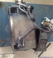 西门子840D主轴磁铁爆钢卡死转不动