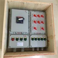 控制开关箱-BXM51-4-10防爆照明箱