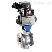 氣動V型球閥Q647Y-PN16