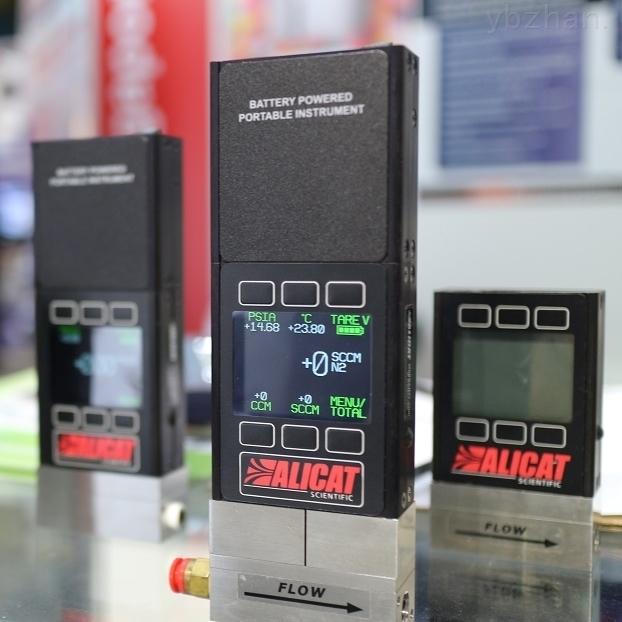 美国ALICAT MB系列便携式质量流量计