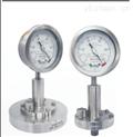 高精度耐震不锈钢压力表