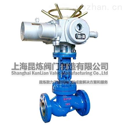 J941H-电动截止阀_电站_铸钢_对焊截止阀_-上海昆炼阀门制造有限公司