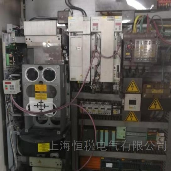 西门子变频器显示一排横杠诚信修复