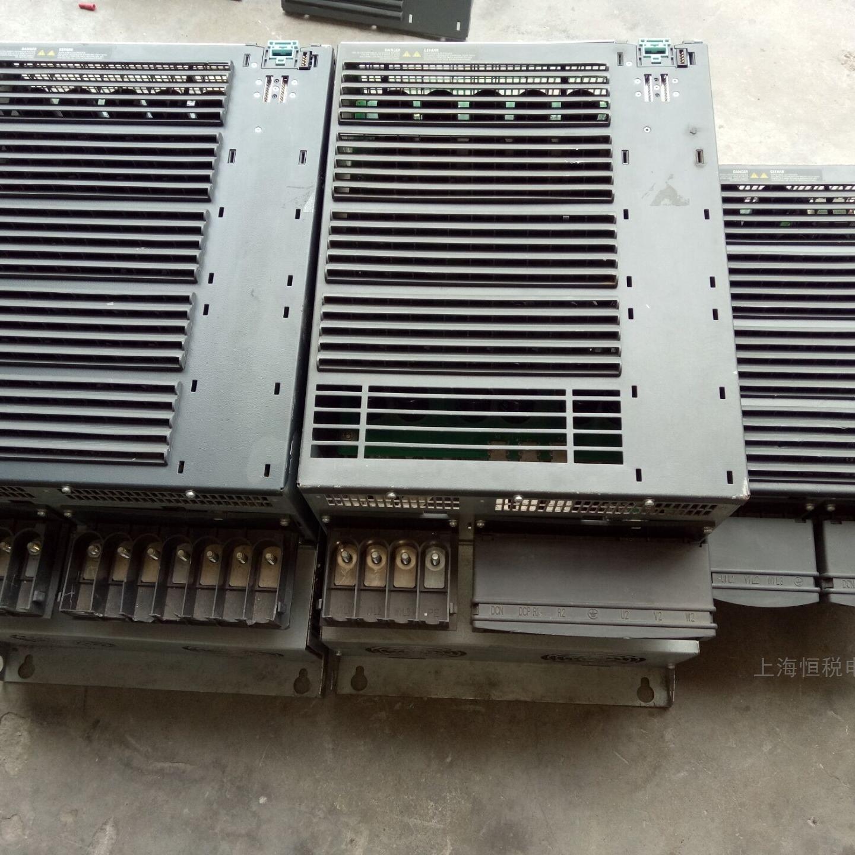 西门子触摸屏电源正常黑屏不亮修复率高