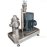 KLC2000超高速均质分散粉液混合机