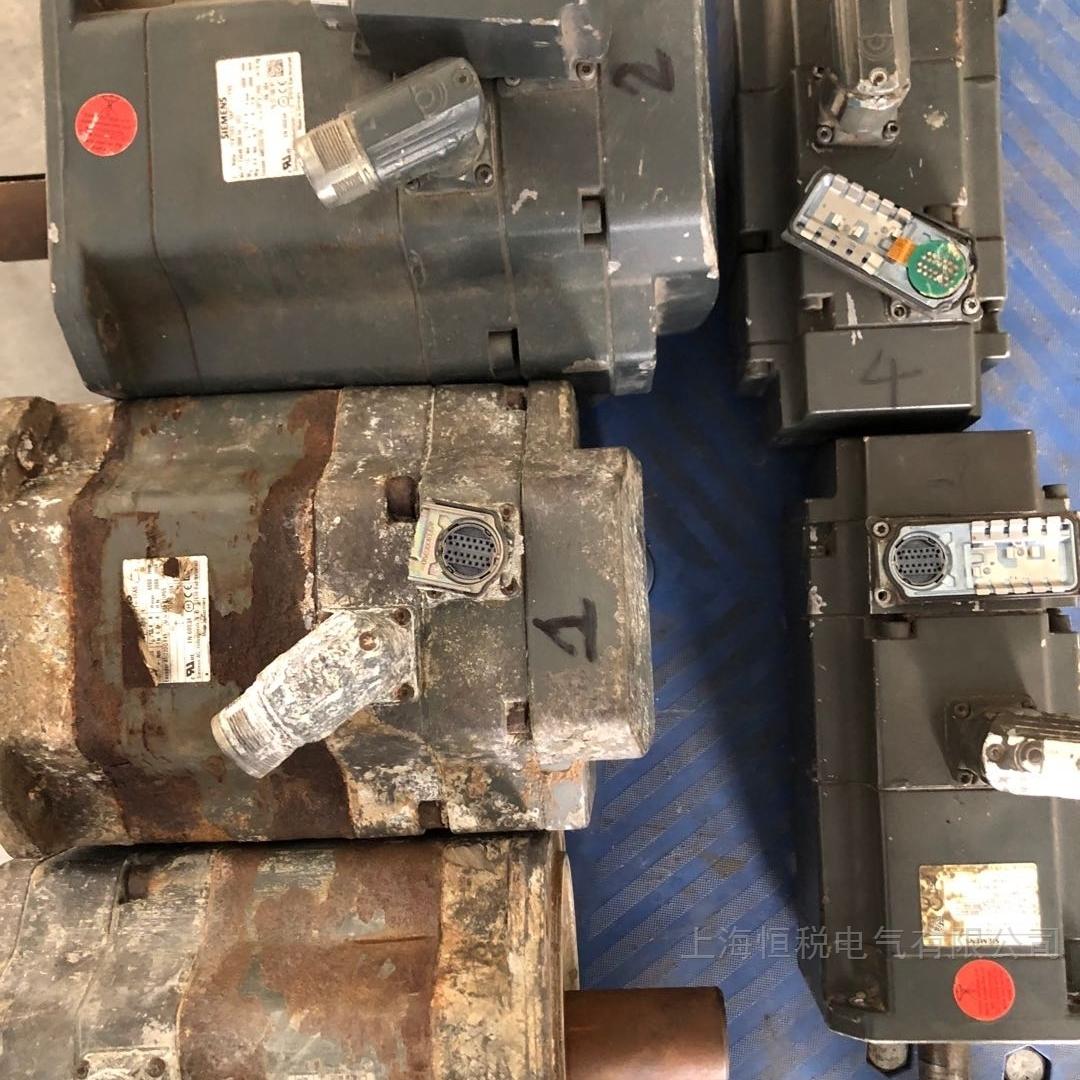 西门子伺服电机九年专修复