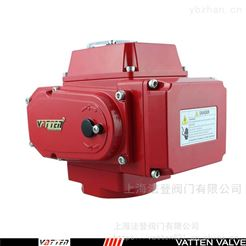 精小型进口电动智能型电装,电压AC380V电动执行器