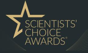 珀金埃尔默斩获2018年度Scientists' Choice Awards