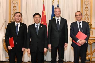 竞争力再升级 施耐德电气助力中国电建全球化布局