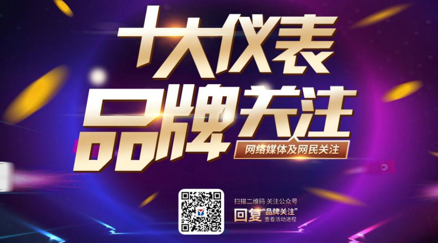 """""""2019年度第五屆十大儀表關注品牌""""活動盛大開啟!"""