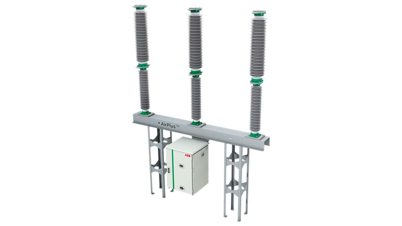 ABB发布环保型高压断路器