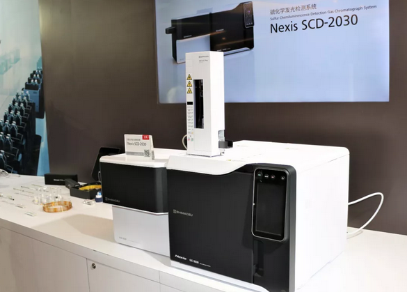 島津發布新一代Nexis SCD-2030硫化學發光檢測器