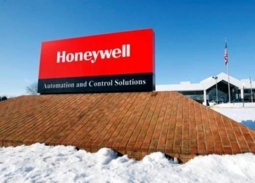 霍尼韋爾Q1收入88.8億美元 同比下降15%