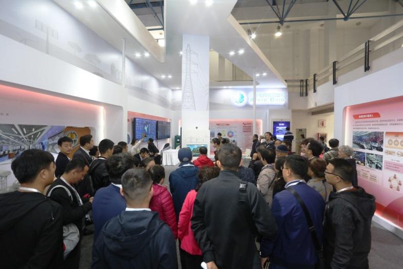 上海國際電力展11月載譽歸來