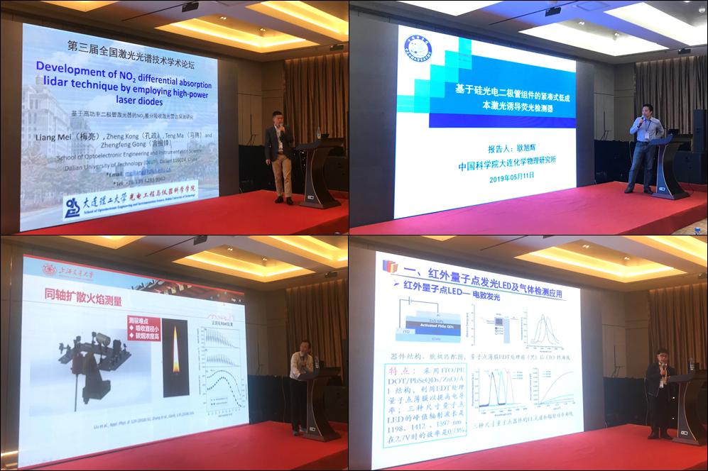第三届全国激光光谱技术学术论坛成功举办