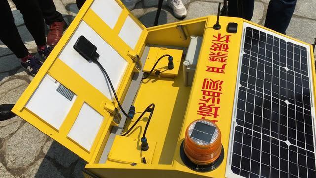 """24小时自动在线监测 浙江舟山水质监测有了""""神器"""""""