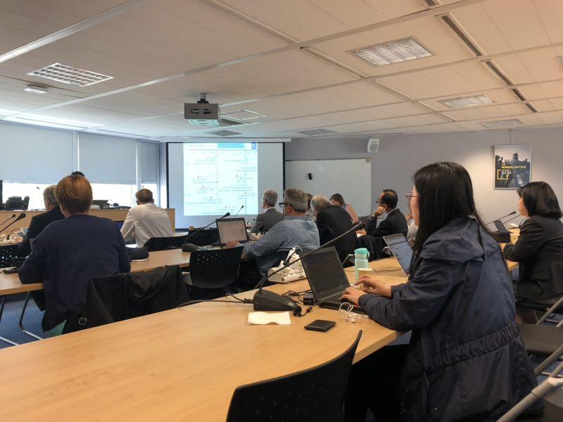 IEC/SyC SM智能制造系統委員會會議召開