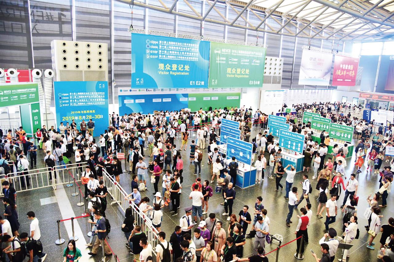 上海化工環保展:推進VOCs治理,助陣藍天保衛戰