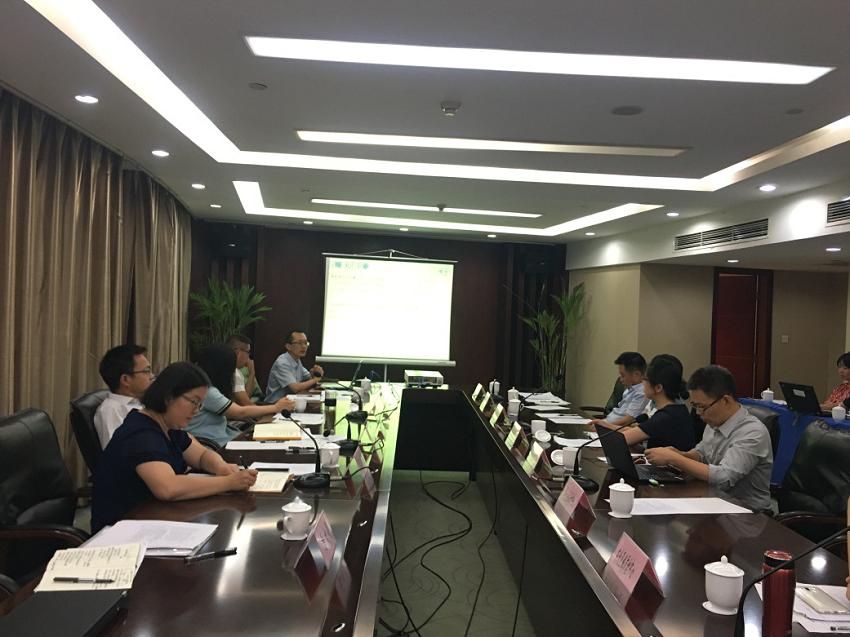 2019年度区域质控中心工作研讨会召开