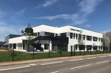 恩德斯豪斯集團斥資200萬歐元擴建里昂工廠