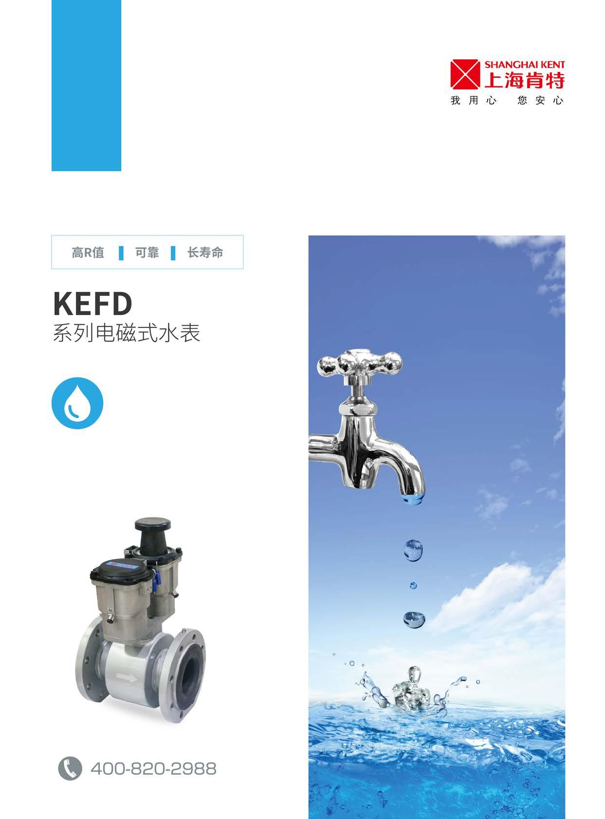 KEFD电磁水表