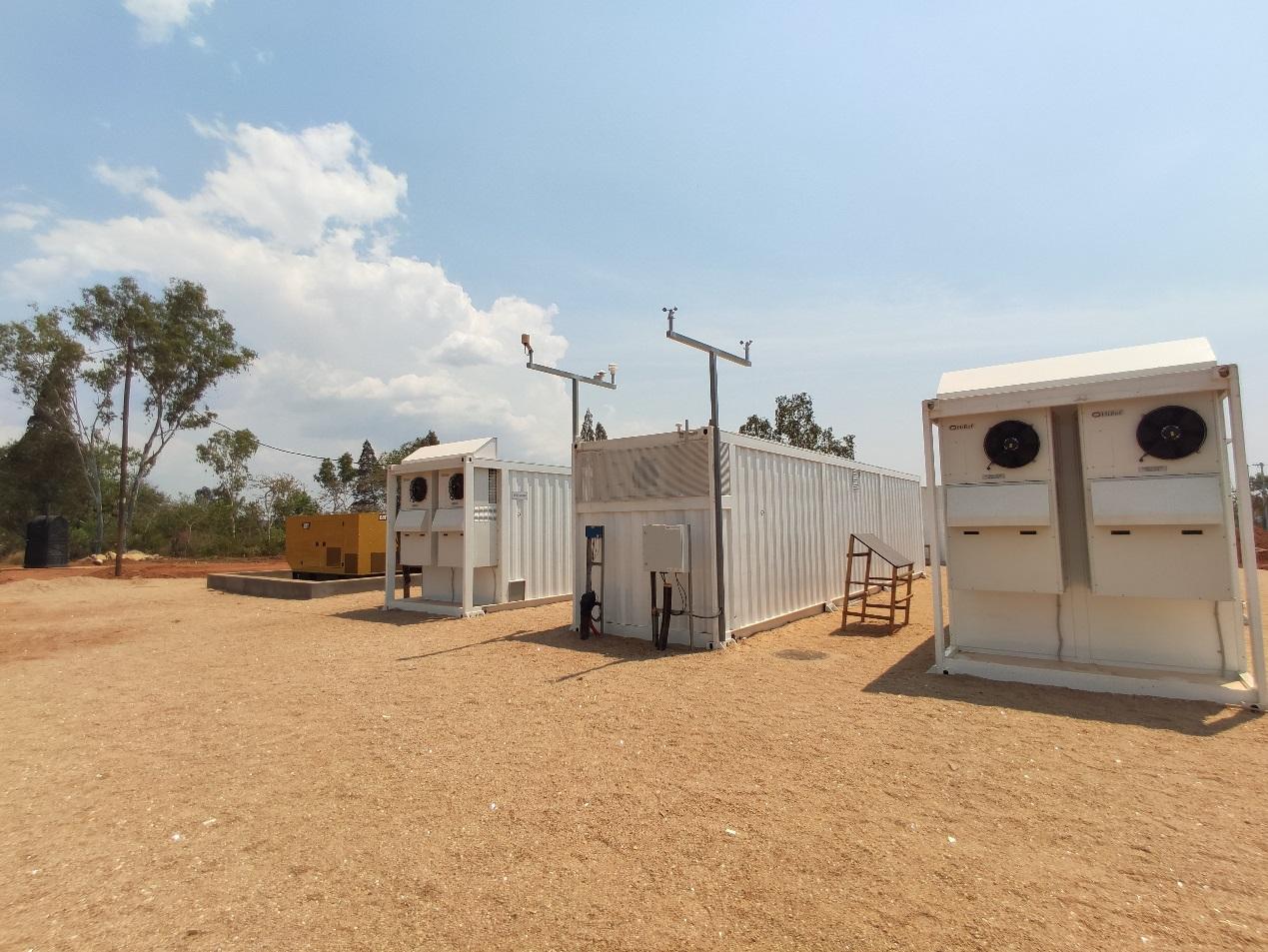 科陆携手合作伙伴完成卢旺达首个光储柴离网系统