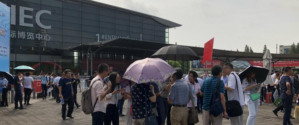 2019上海化工裝備展隆重舉辦(一)