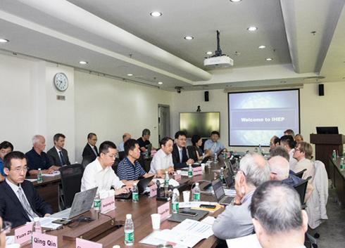 北京譜儀Ⅲ物理白皮書國際評審會召開