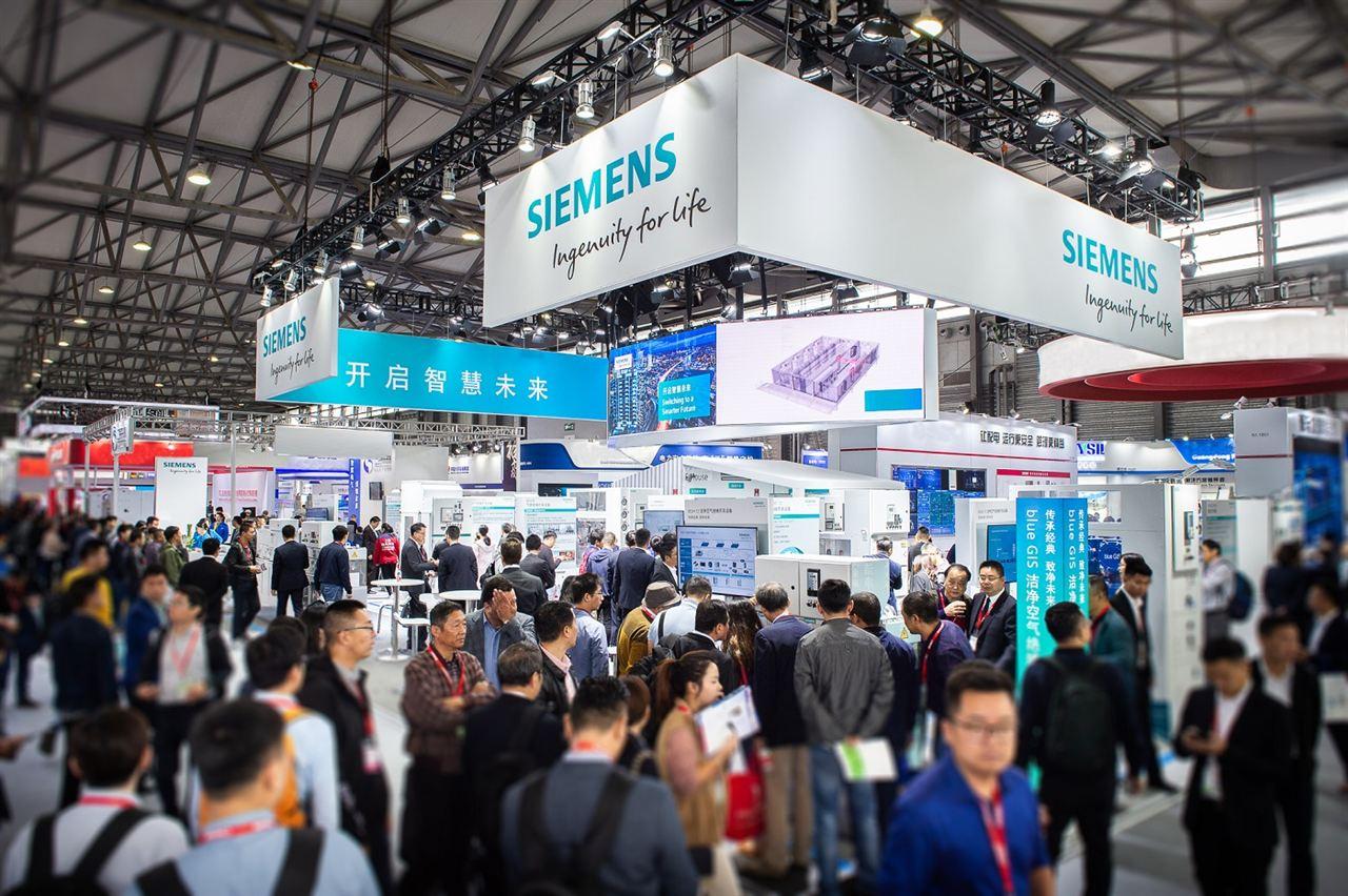 西門子攜全系列配電設備與系統亮相上海國際電力電工展
