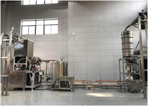 等離子體所研制國內首套兆瓦級高功率毫米波穩態實驗系統