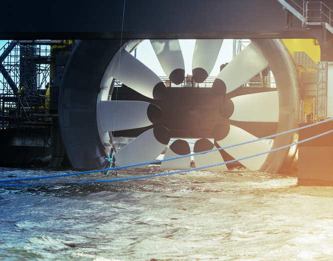 世界能源理事会:2050将新增潮汐能1000GW