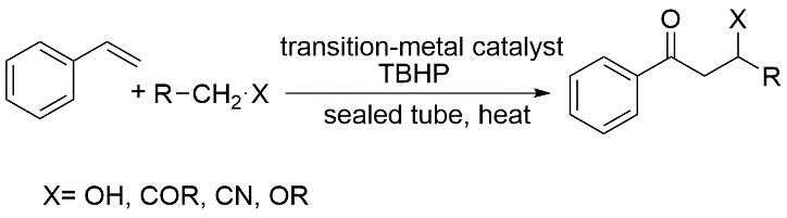 氮杂芳烃与醚类发生偶联反应 稀土催化剂效果良好