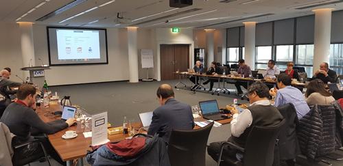 IEC智能制造框架与概念工作组会议在德国召开