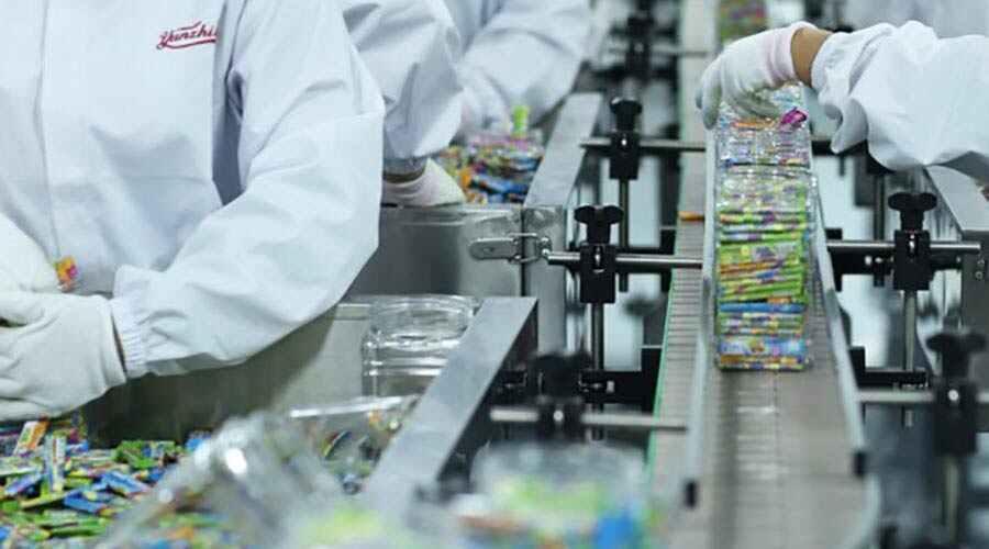 施耐德電氣助力蘊之寶打造數字化糖果工廠