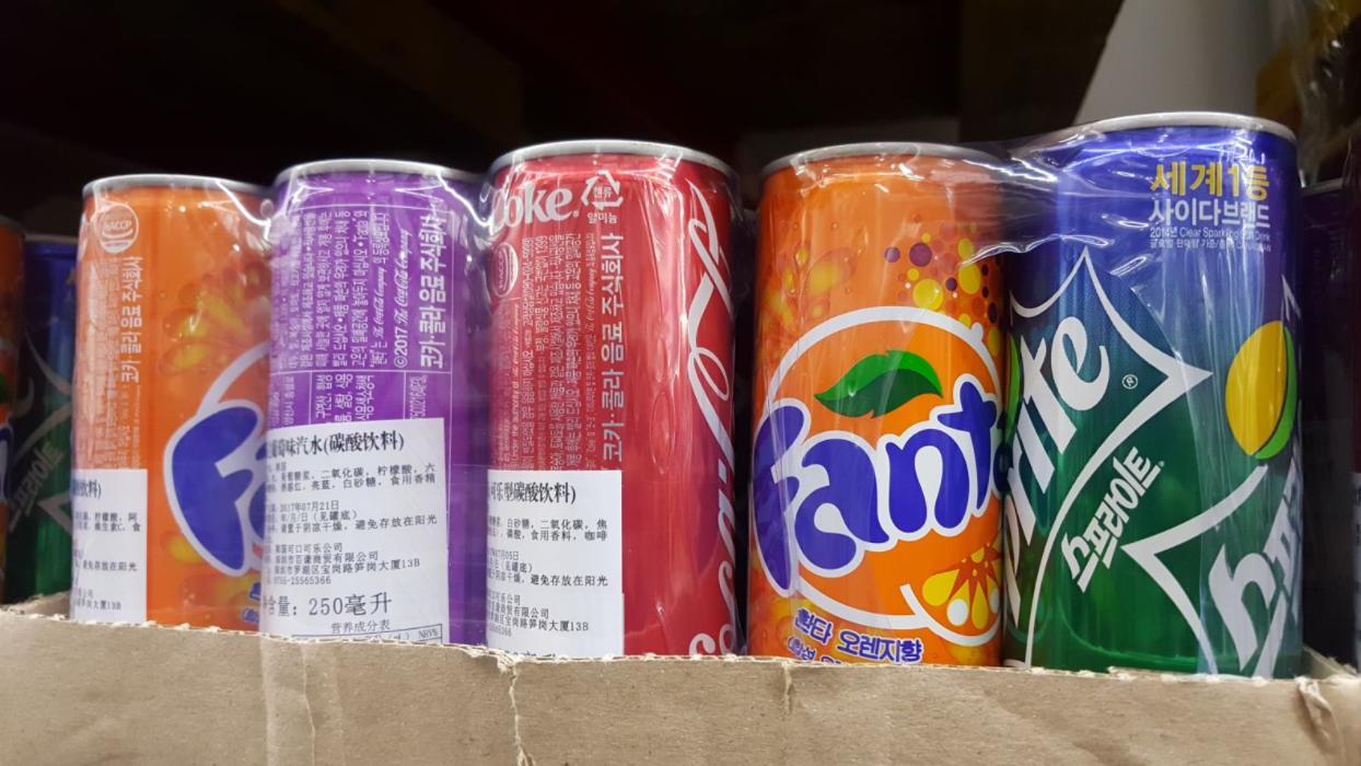 罐装可乐更好喝 科学仪器浅谈包装工艺发展