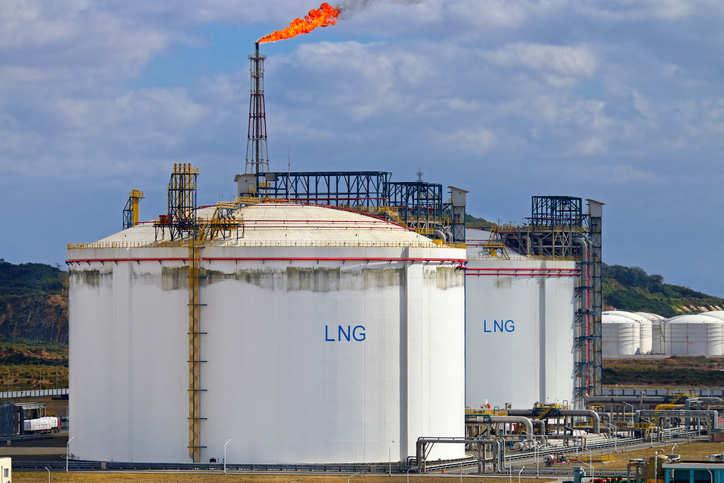 到2040年全球液化天然氣需求將翻番至7億噸