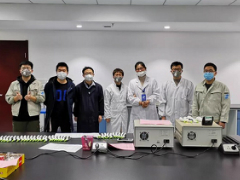江苏省计量院全力保障测温仪器检测校准