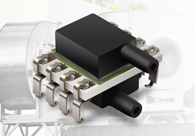 Bourns推出新型MEMS壓力傳感器