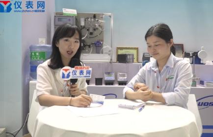 專訪上海闊思電子有限公司銷售經理任桂紅
