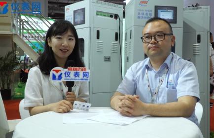 專訪上海博取儀器有限公司副總經理唐進