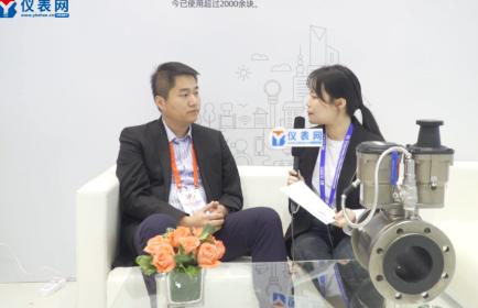 專訪上海肯特儀表股份有限公司副總經理沈仰平