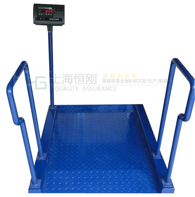 轮椅体重机