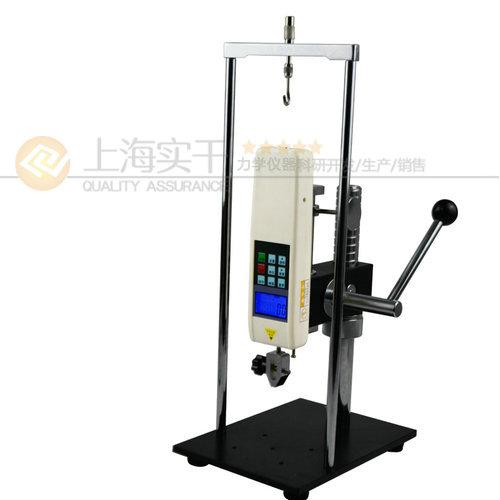 手压式推拉力测量台图片